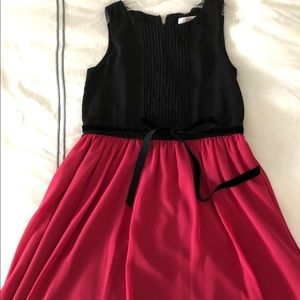 Little girl's size 10 party dress